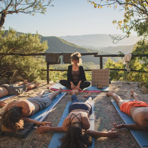 Relax & Reset retreat 2018 - Novanta90
