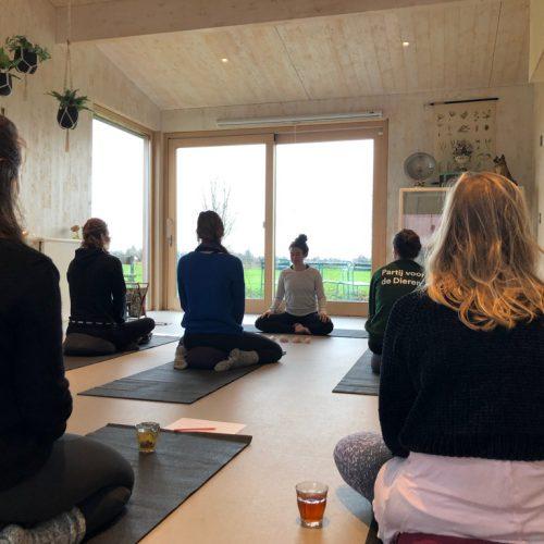 Yoga van Stal
